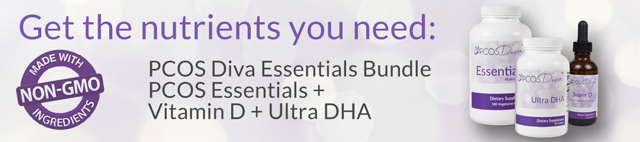PCOS Diva essential supplements