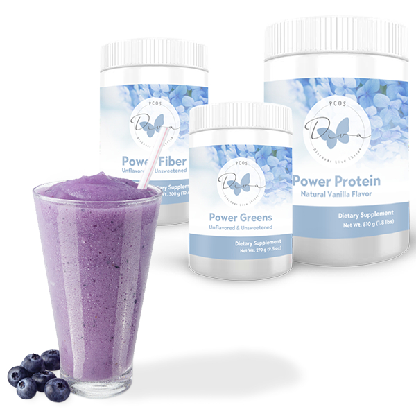 PCOS Diva Smoothie Bundle Subscription