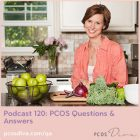 PCOS Podcast Ep 120 Questions and Answers